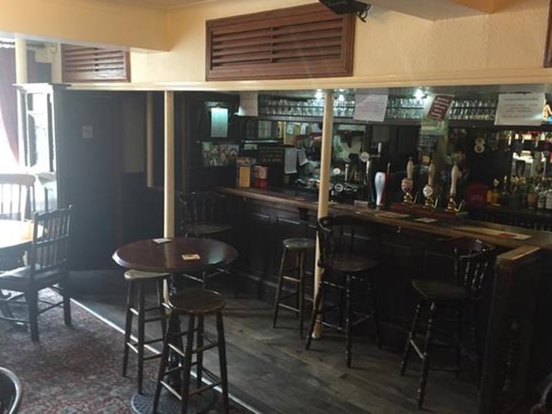 A Church Stretton pub that allows dogs in the bar